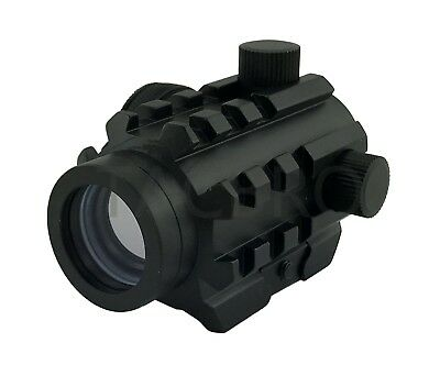 Field Sport Red and Green Micro Dot Sight with 5 Position Rail - D007RG-5R