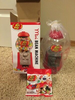 Jelly Belly Mini Bean Machine  New in box