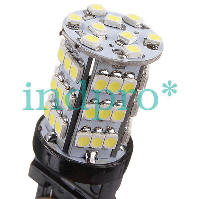 Hot Sale High Quality Car 3157 T25 3528 54 SMD LED Xenon Whi