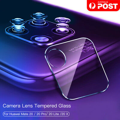 2X Back Camera Lens Tempered Glass Screen Protector for Huawei Mate 20 P30 Pro