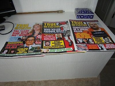 True Crime Magazines
