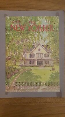 New Yorker Magazine Front Covers 1883