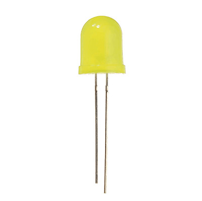 Lot de 50 Leds jaunes 5 mm  arduino France