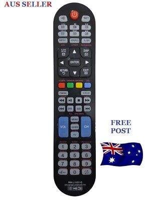 LG Smart TV Universal Remote Control For LED LCD 3D HD TV Replacement NEW
