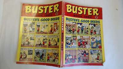 Acceptable - BUSTER book 1962 (annual) - fleetway 1961-01-01