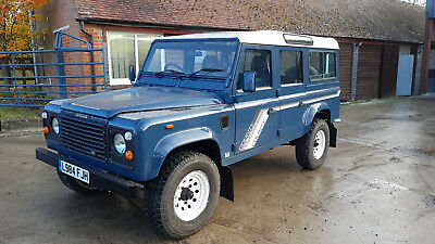 1980 Land Rover Defender  Land Rover Defender 110 county station wagon 1993 200tdi outstanding condition