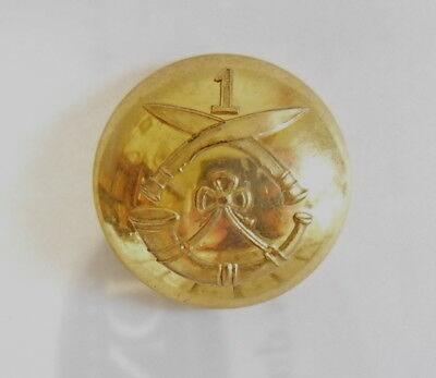 Indian Army. 1st Goorkha Light Infantry Officer's Tunic Button