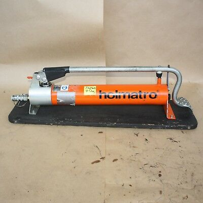 HOLMATRO FTW1800BU rescue HYDRAULIC foot operated pump JAWS OF LIFE 150.142.000