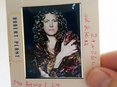 Led Zeppelin`s Robert Plant promo photo slide