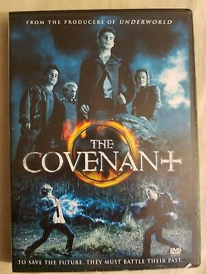 The Covenant (DVD, 2007) Combine Shipping and SAVE MONEY!!! Ships FAST!!!