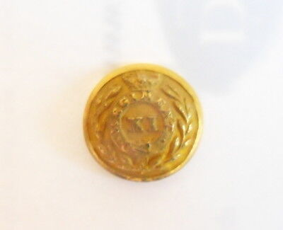 Indian Army. 11th Bombay Infantry Officer's Coatee/ Tunic Button