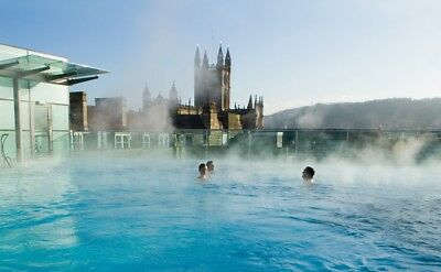 Thermae Bath Spa voucher x2 RRP£80
