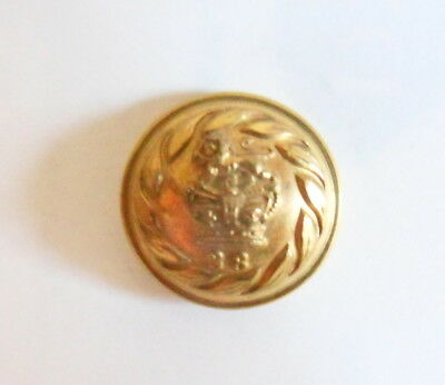 28th (North Gloucester) Regt Officer's Tunic Button.