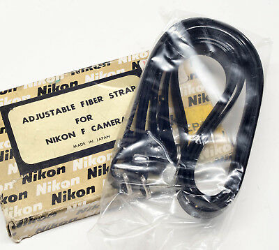 Adjustable Neck Strap In Box For The Nikon F