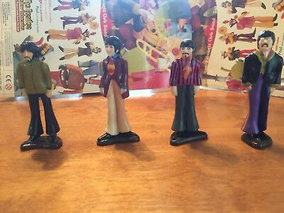 The Beatles 1999 Gartlan Complete Set Yellow Submarine 6948 Of 10K Mint