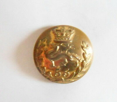 55th (Westmoreland) Regt Officer's Coatee Button.