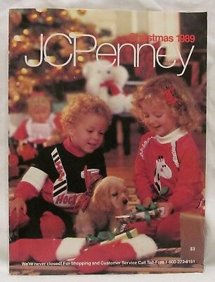 1989 JC Penny Christmas Catalog
