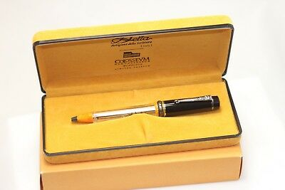 Delta Colosseum Demonstrator Ballpoint Pen LIMITED EDITION NEW Boxed