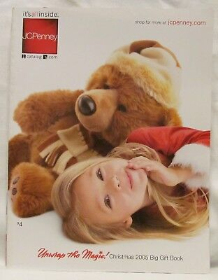 2005 JC Penny Christmas Catalog