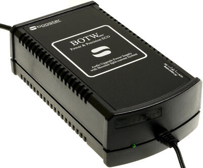 Sbooster BOTW P&P ECO 15-16v MKII PowerSupply for DACs/Preamps/headphone amps