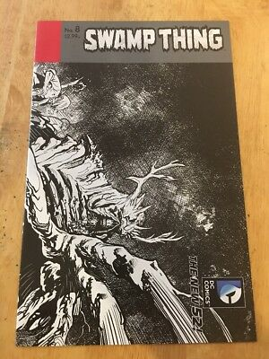 Swamp Thing #8, 1:25 Sketch Variant!! NM!! from DC Comics!!