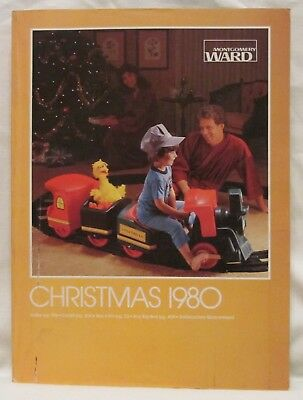 1980 Montgomery Ward Christmas Catalog