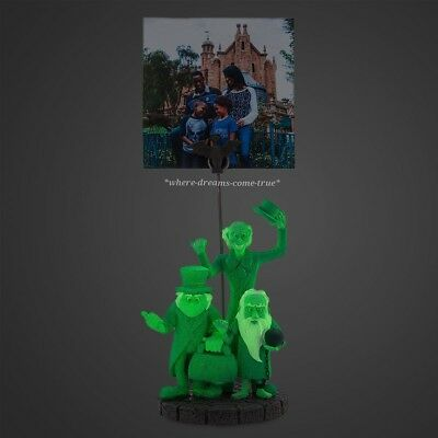 Disney Parks Haunted Mansion Hitchhiking Ghosts Photo Clip Frame (NEW)