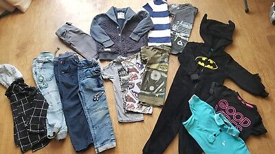 Trendy Boys 4-5 years Clothes bundle Next Ect