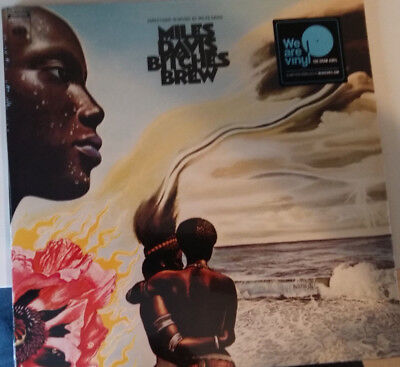 Miles Davis - Bitches Brew - 180 Gramm - Vinyl LP - OVP