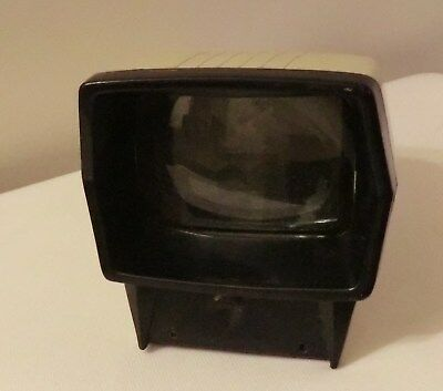 Hand Held 35 MM Slide Viewer Brand Unknown For Collection Vintage