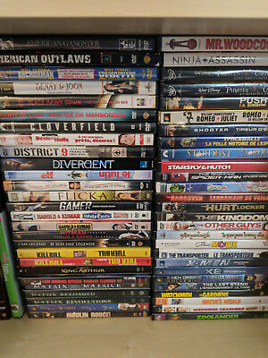 DVD Movies For Sale - FREE Canadian Shipping