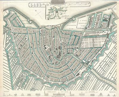 A4 Reprint of Maps Of World Cities