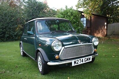 Rover Mini 26,000 from new A/C