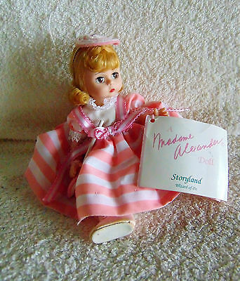 Madame Alexander Doll - Lollipop Munchkin - Wizard of Oz