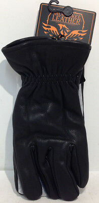 Milwaukee Leather Men's Deerskin Thermal Lined Gloves SH858 UT59-A4