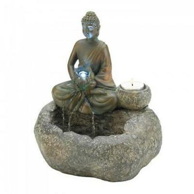 Buddha Tabletop Fountain (pack of 1 EA)
