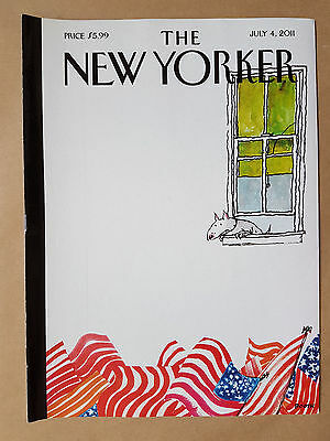 The New Yorker - July 4, 2011
