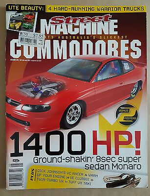 Street Machine Commodores Issue #25