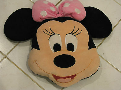 Disney's Minnie Mouse Pillow - Great for Kids or Collectors