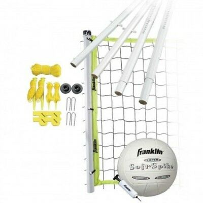 Franklin Advanced Beach Volleyball Set with Carry Bag OG50402