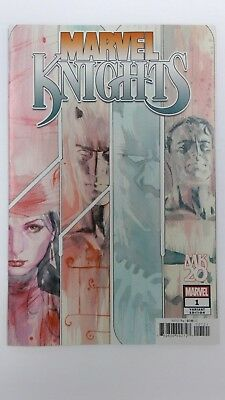 Marvel Knights 20th Anniversary #1 2018 1:50 David Mack Variant - Donny Cates