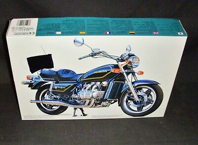 Fujima 1994 Honda Goldwing Gl 1100 Motorcycle Model Kit New In Open Box