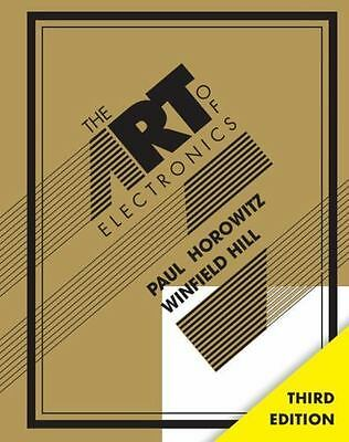 9780521809269 The Art of Electronics, Horowitz & Hill, 3rd Ed., 2015 Hardcover