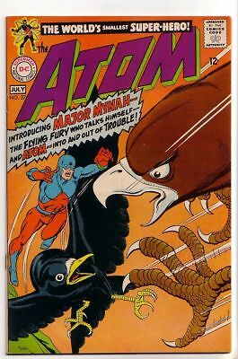 Atom # 37 NM 9.2 DC Silver Age Issue High Grade 1st Major Mynah App. $90 61% Off