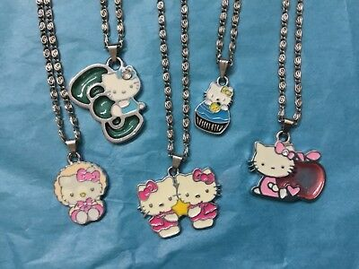 Cute Hello Kitty lot fashion necklace