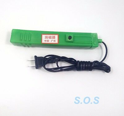Degaussing Degausser Wand Coil for Arcade Monitors CRT Tube Television TV 220V