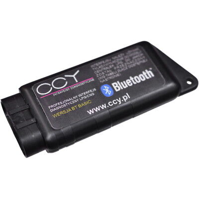 Lpg Cng Glp Bluetooth Diagnoseschnittstelle Ccy For Stag 200,300,4,plus, Kme