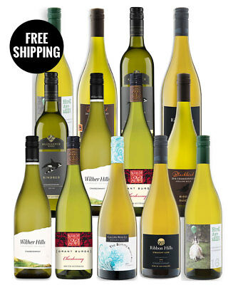 Marvellous Chardonnay Dozen + Bonus Gallows (13 Bottles)