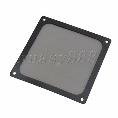 Computer PC Chassis Fan Nylon Magnetic Dust-proof Filter Mesh Case Cover