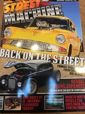 STREET MACHINE UK ISSUE 18 December 2018 Pre-Order Your Copy Now